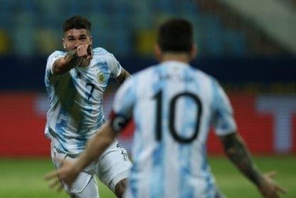Rodrigo De Paul - Lionel Messi